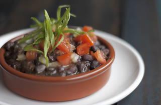 La Sirena Clandestina serves feijoada for brunch.