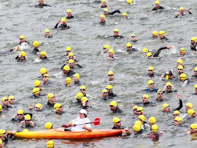 Gagnez votre dossard pour le Garmin Triathlon de Paris !