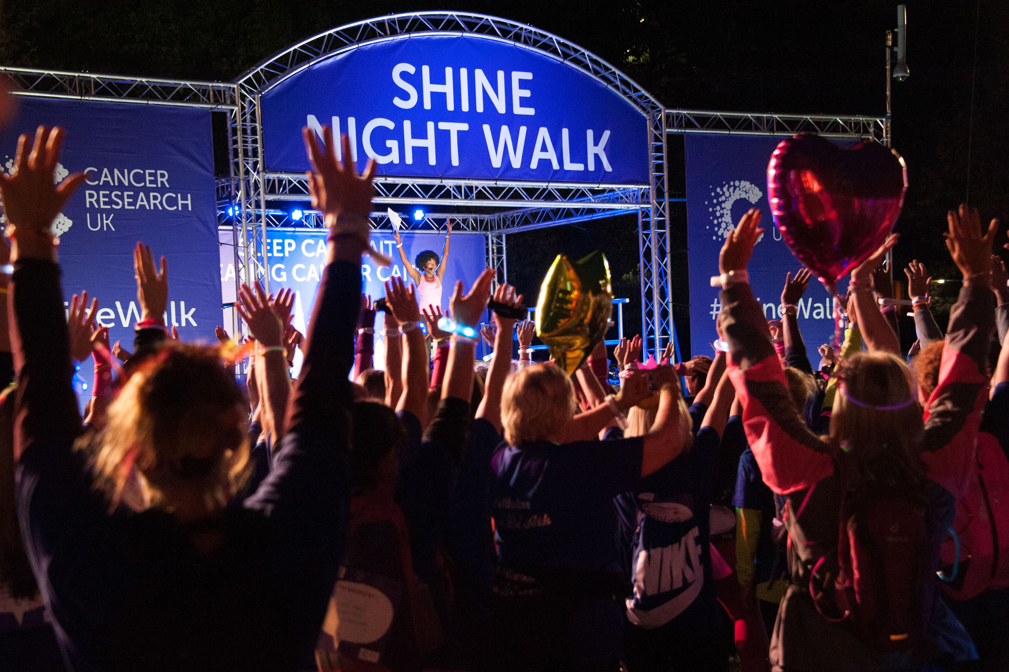 Your time to Shine in the fight against cancer