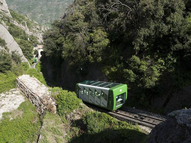 Funicular de Montserrat