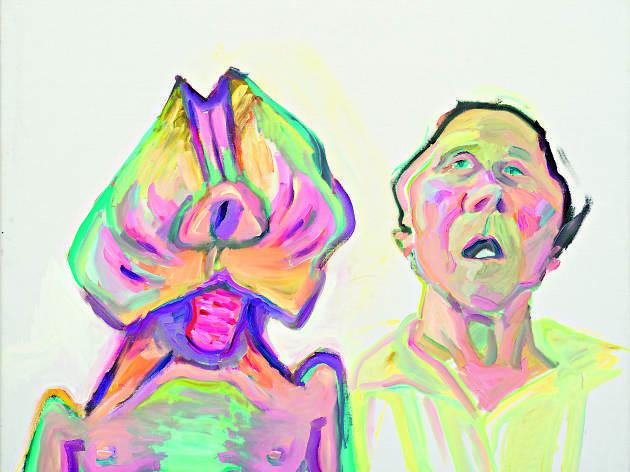 Zwei Arten zu sein (Doppelselbstporträt)