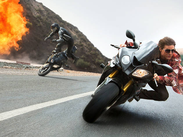 Mission Impossible, Rogue Nation