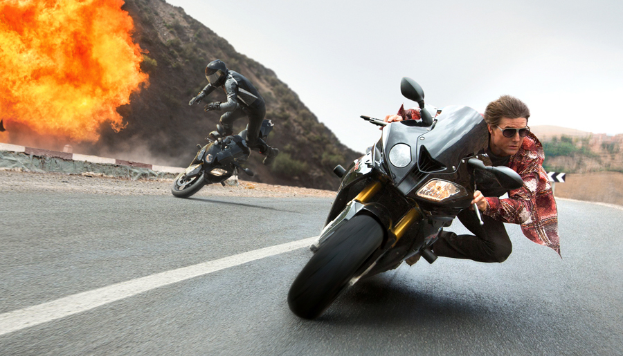 Mission: Impossible—Rogue Nation (July 31, Paramount)
