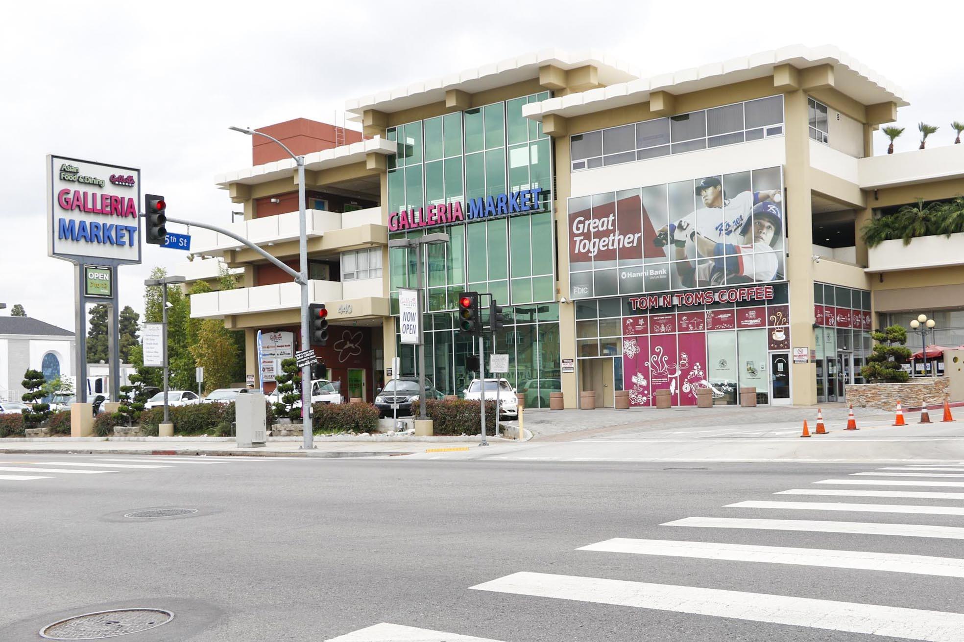 Galleria Market