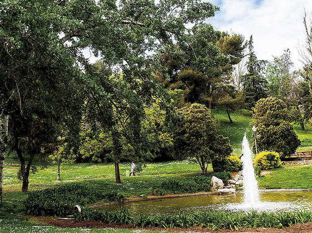 Parc Jacint Verdaguer