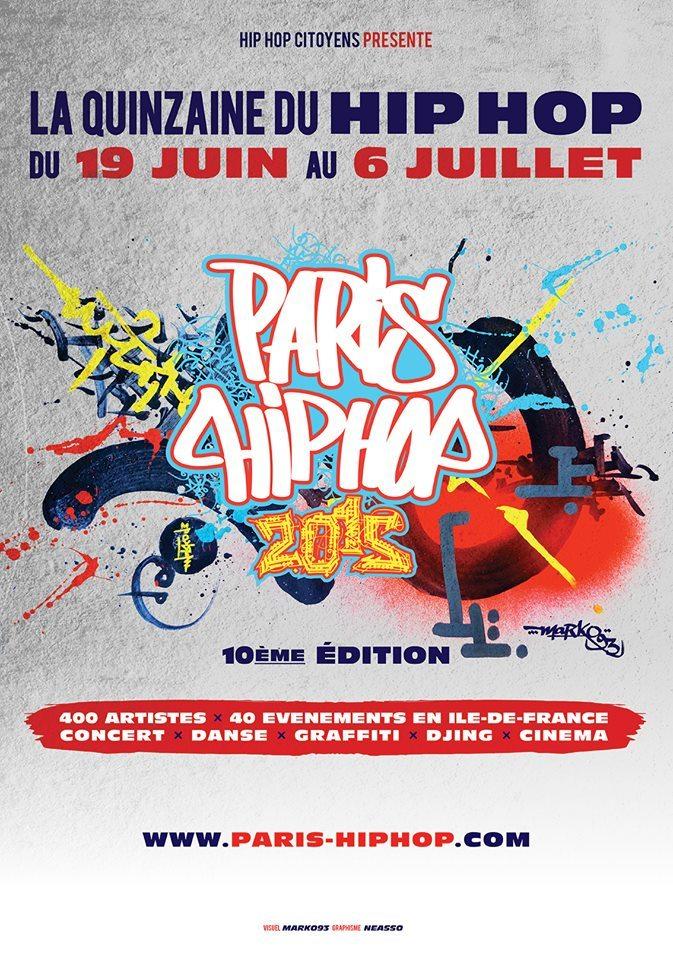 Paris Hip Hop Festival