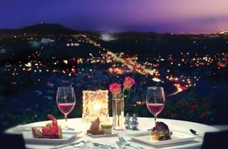 Dining Under the Stars at Stratosphere