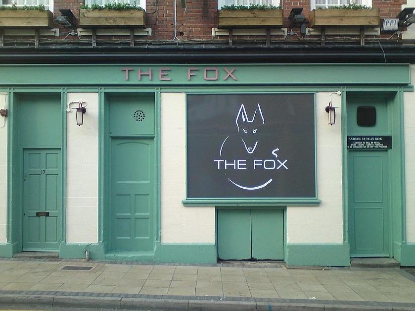 The Fox, Birmingham