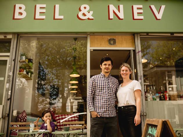 Bel & Nev (© Kris Piotrowski)