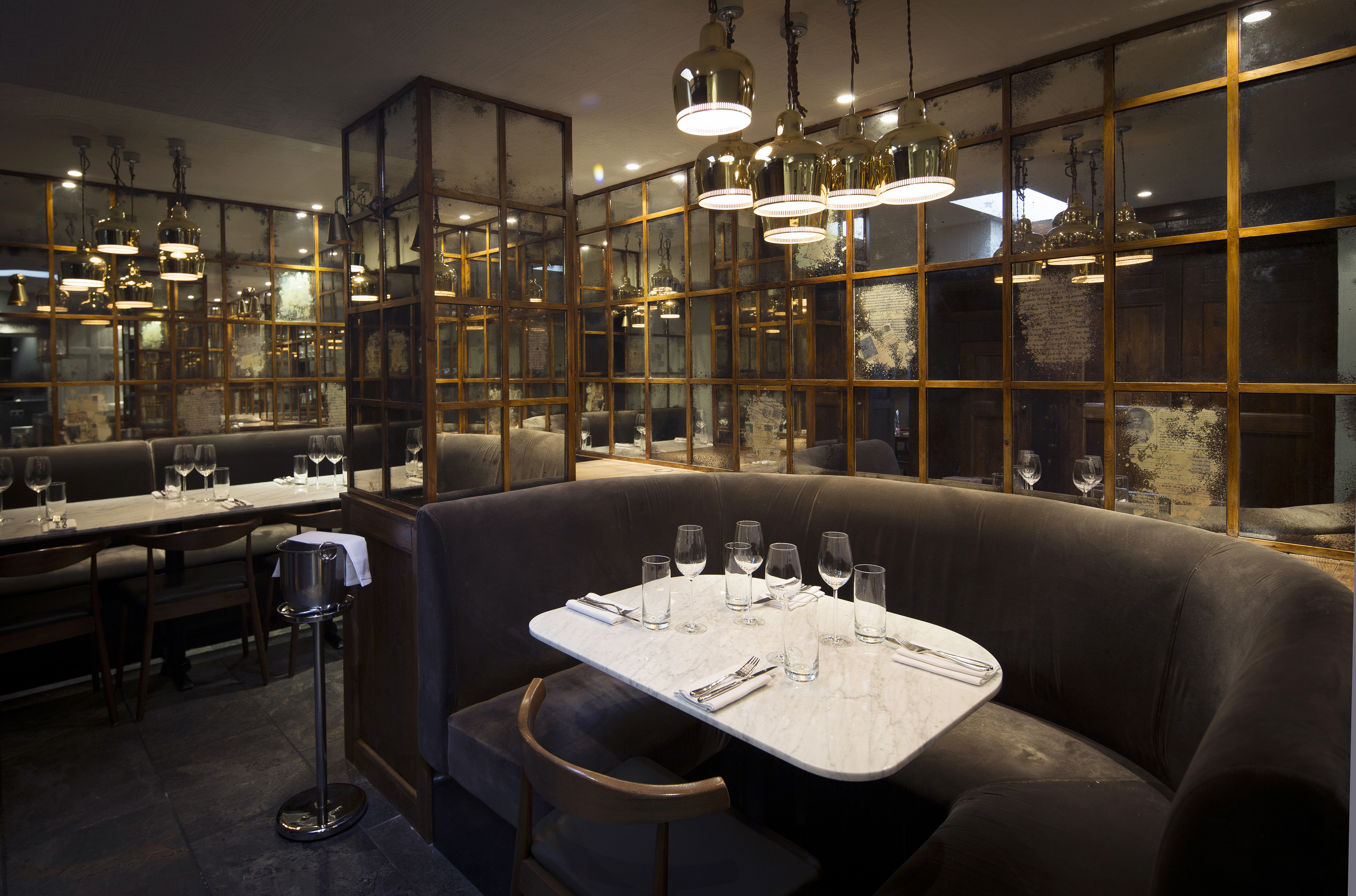 Trishna london restaurants in marylebone london for Best private dining rooms city of london