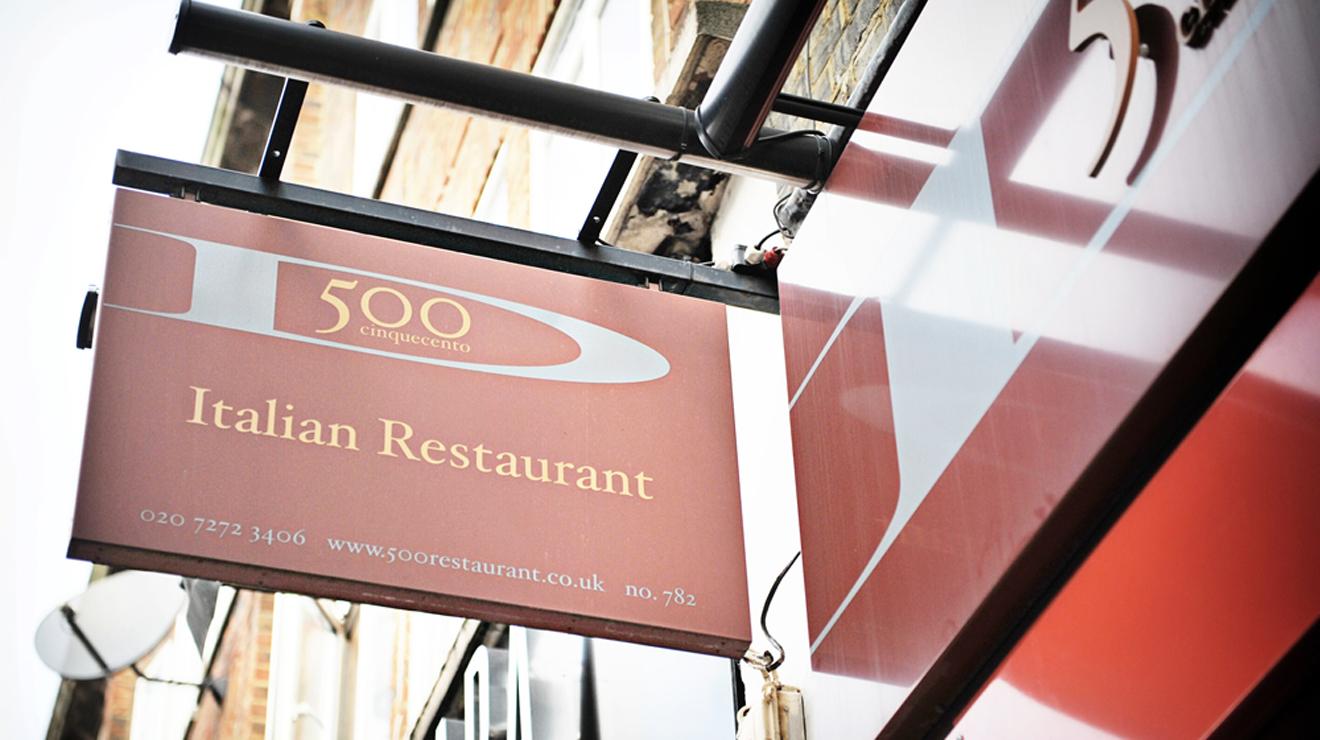 500 Restaurant