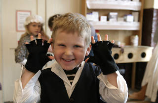Half Term at the Ragged School Museum