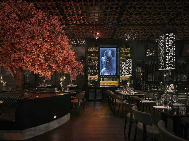 Tattu restaurant bar restaurants in central manchester