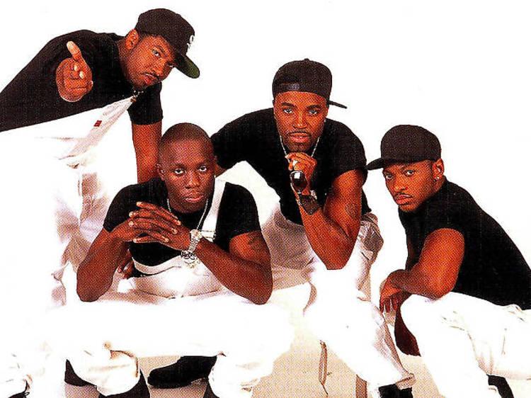 'No Diggity' – Blackstreet featuring Dr Dre and Queen Pen