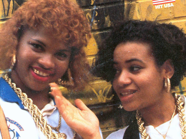 'Push It' – Salt-N-Pepa