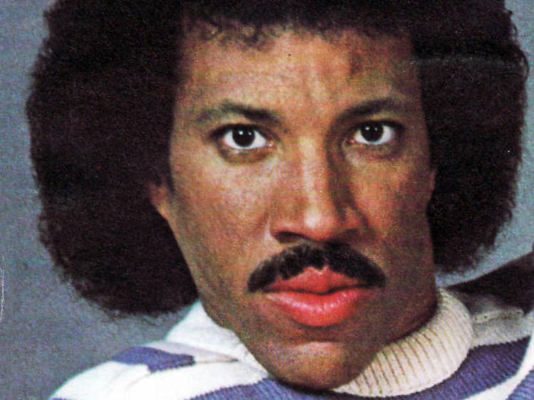 'All Night Long (All Night)' –Lionel Richie