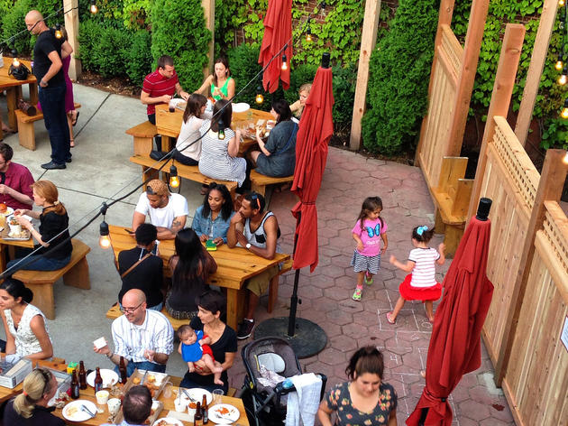 Kid-friendly restaurants in Chicago