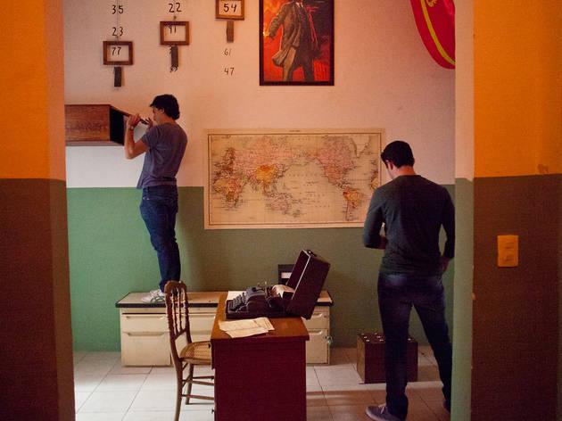 Enigma rooms (Foto: Alejandra Carbajal)