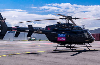 Helicóptero Turisky