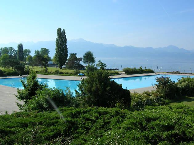 Bellerive Plage  • Lausanne