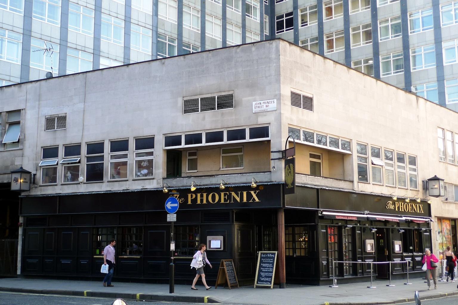 The Phoenix, Cavendish Square