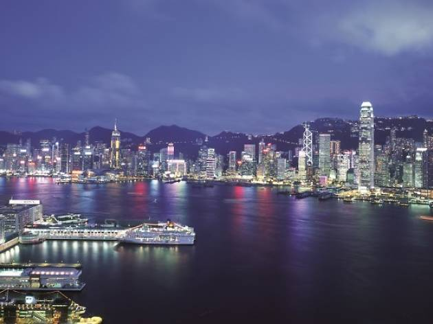 Hong Kong in 48 hours