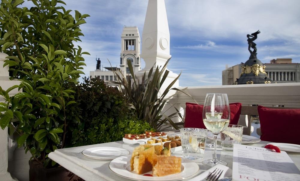 Restaurantes con grandes vistas