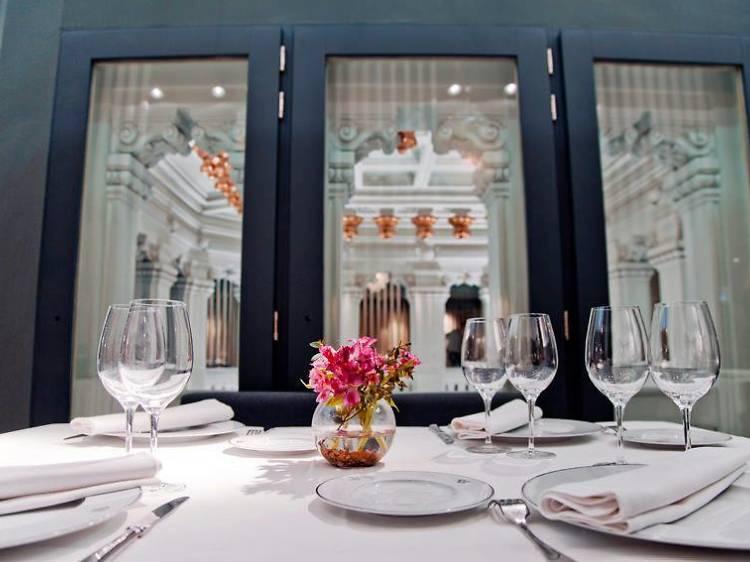 Restaurante Palacio de Cibeles