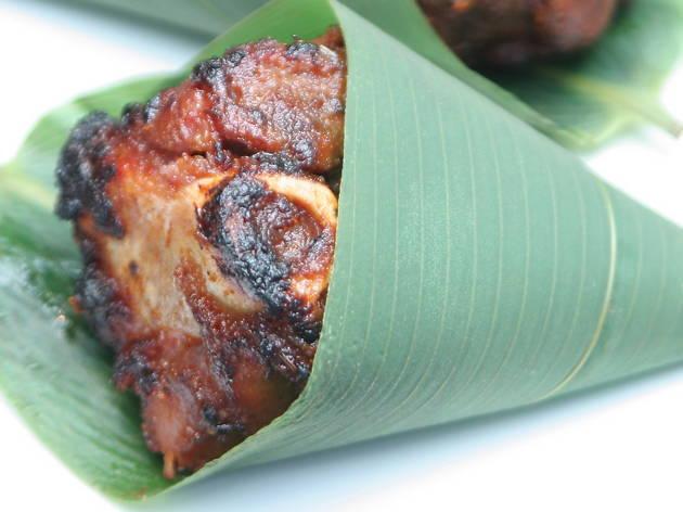 Michelin star restaurants in London - Amaya