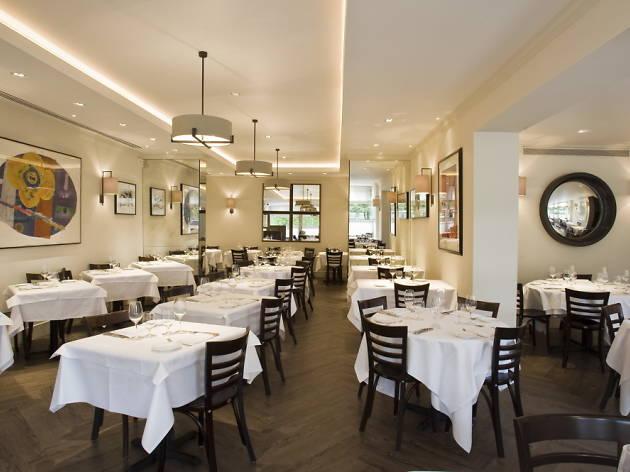 Michelin star restaurants in London - Chez Bruce