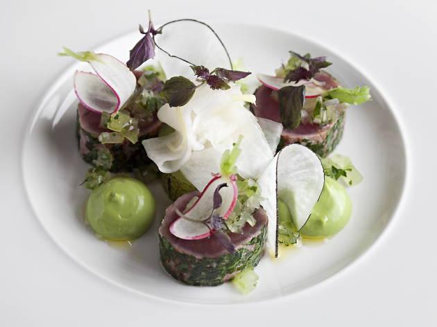 Michelin Star restaurants in London - City Social
