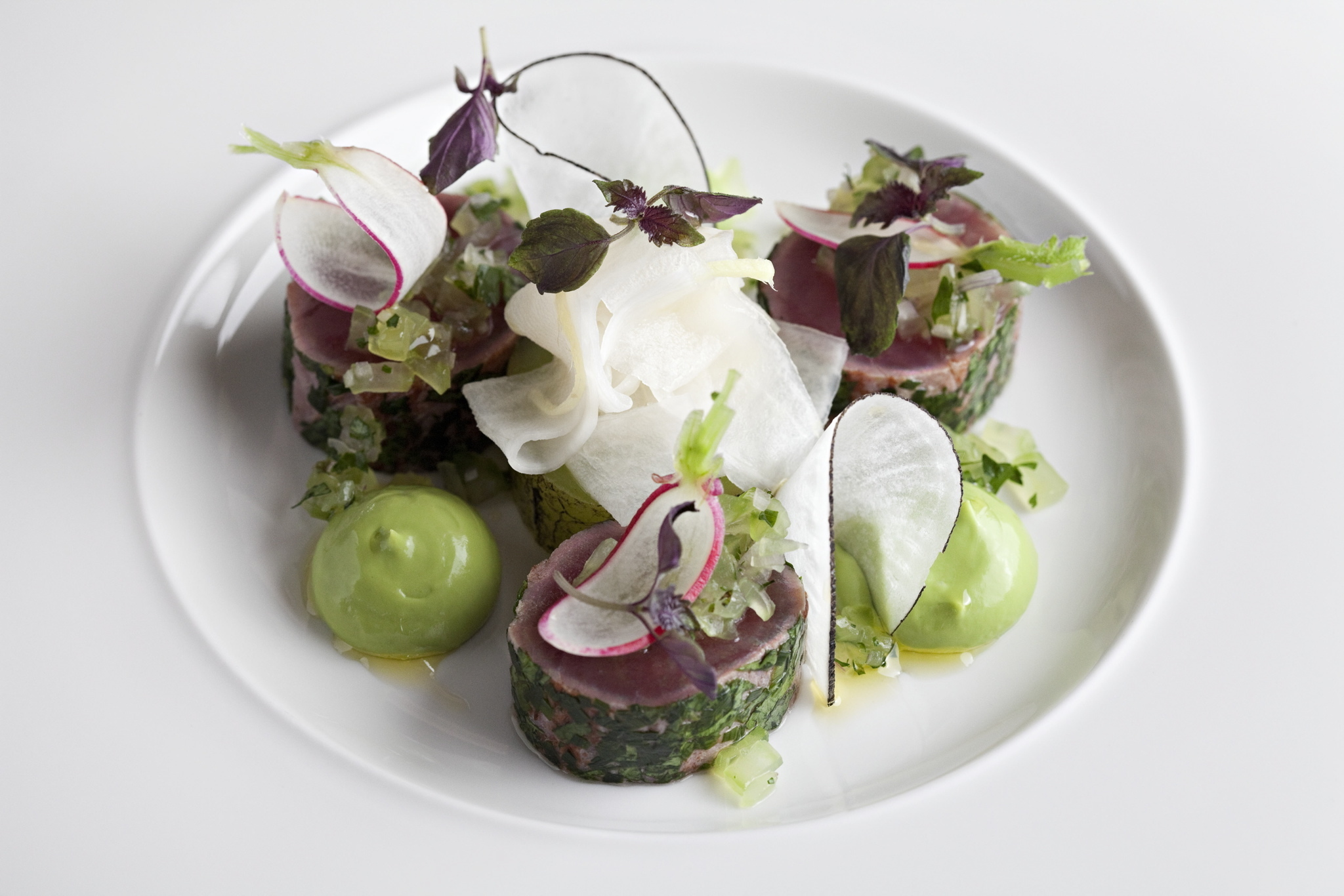 Michelin Star restaurants in London - City Social