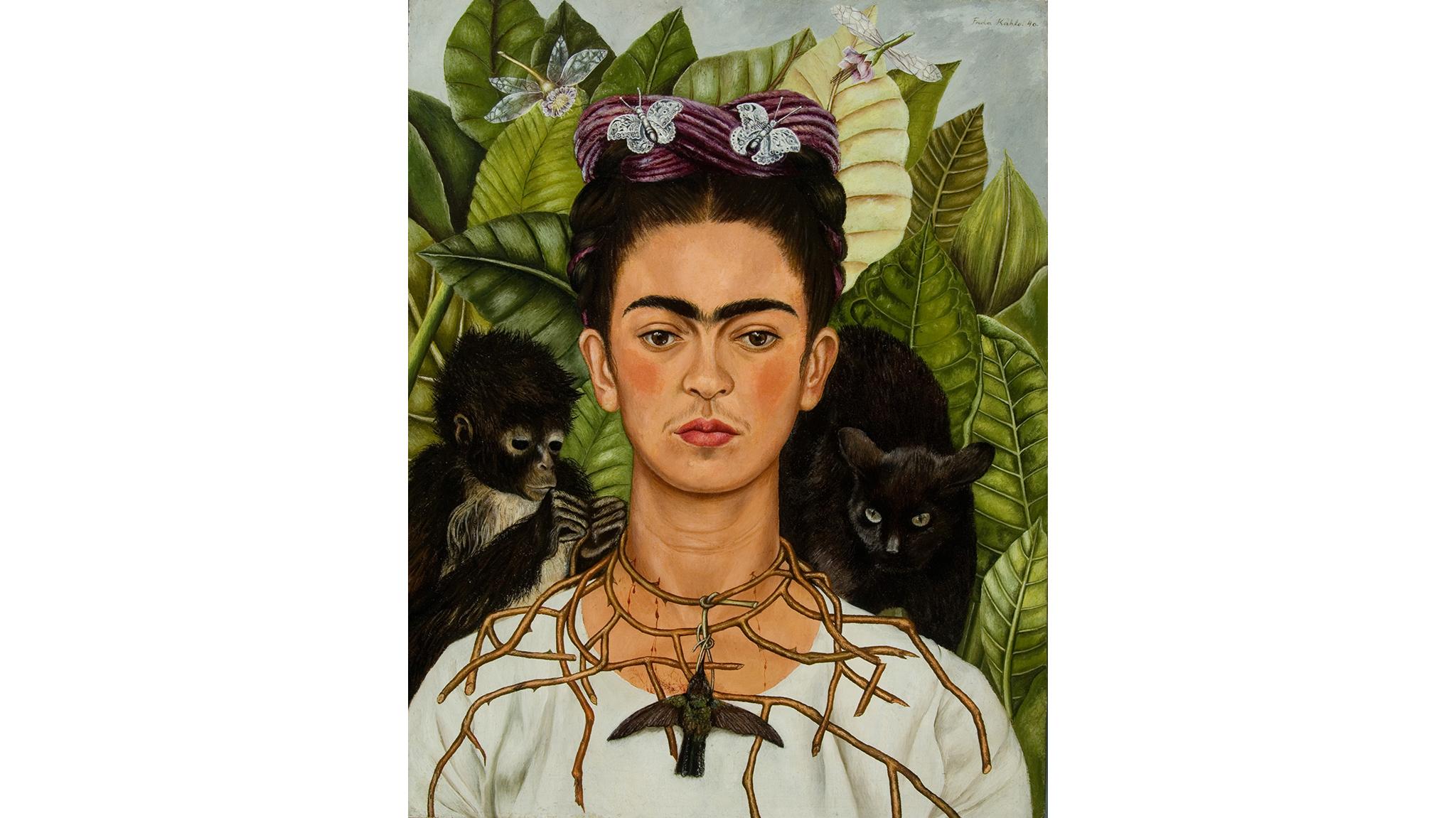 "Frida Kahlo, ""Art, Garden, Life"""