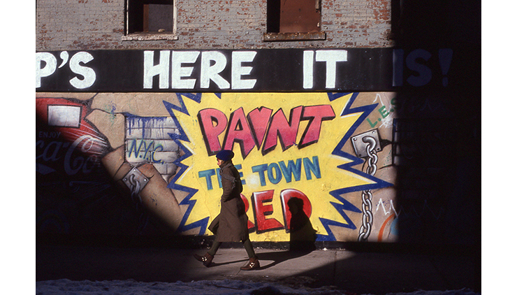 Supremely cool photos of NYC in the '90s