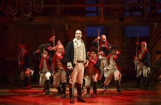 Bookmark this link for the 'Hamilton' ticket lottery