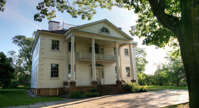 George Washington, Morris-Jumel Mansion