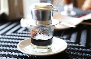 Kafe Vietnam coffee