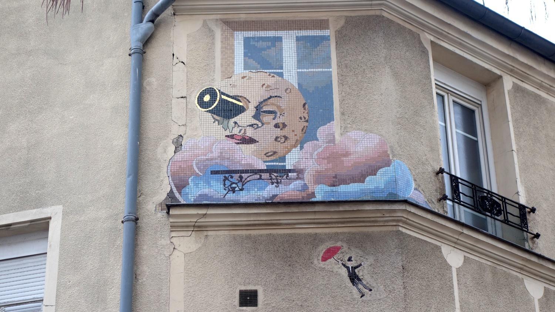 Montreuil - Tompe-l'oeil Melies