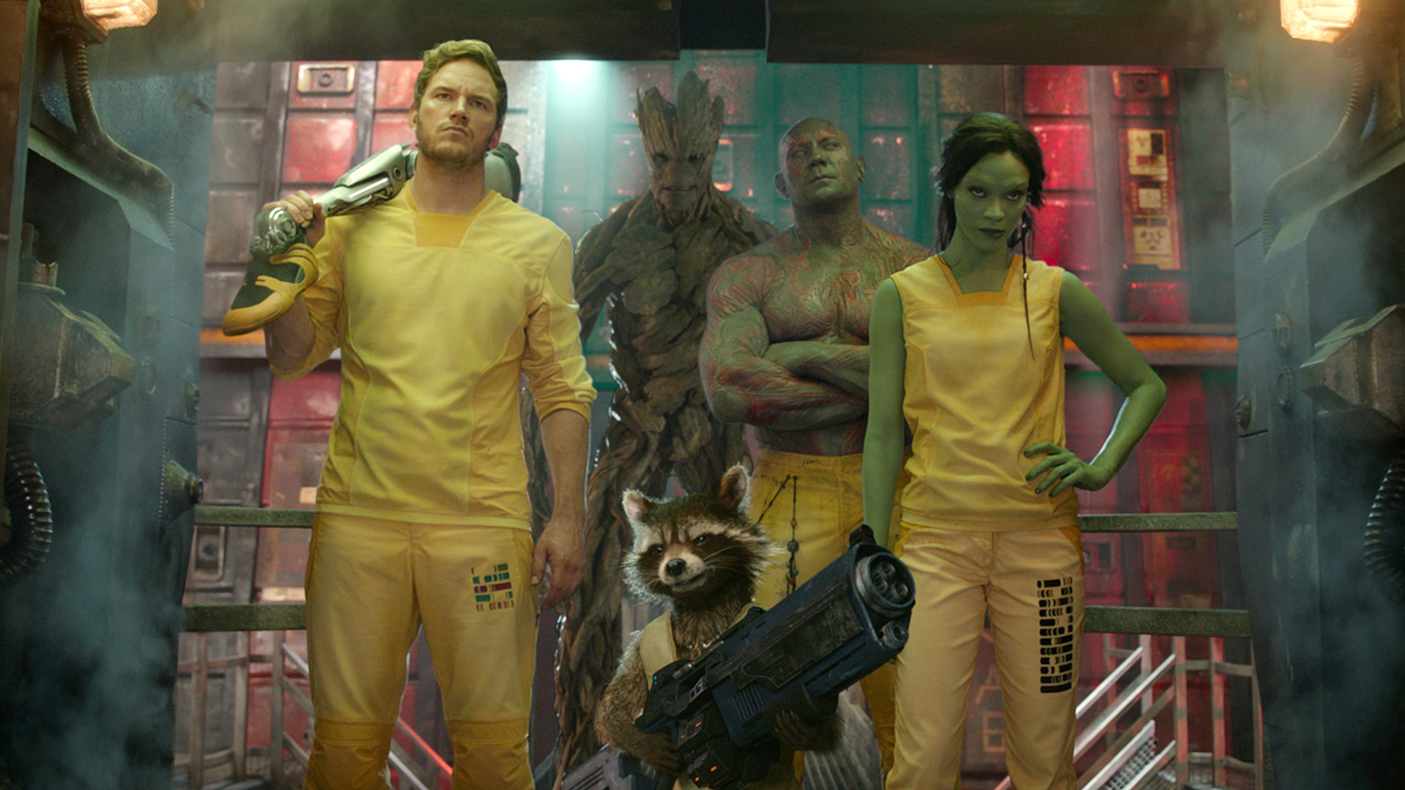 Guardians Of The Galaxy, superhero movies