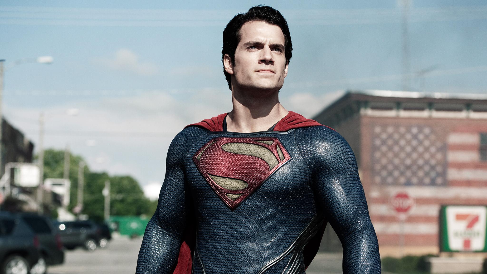 Man of Steel, superhero movies