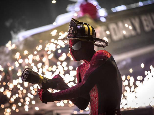 The Amazing Spider-Man, superhero movies