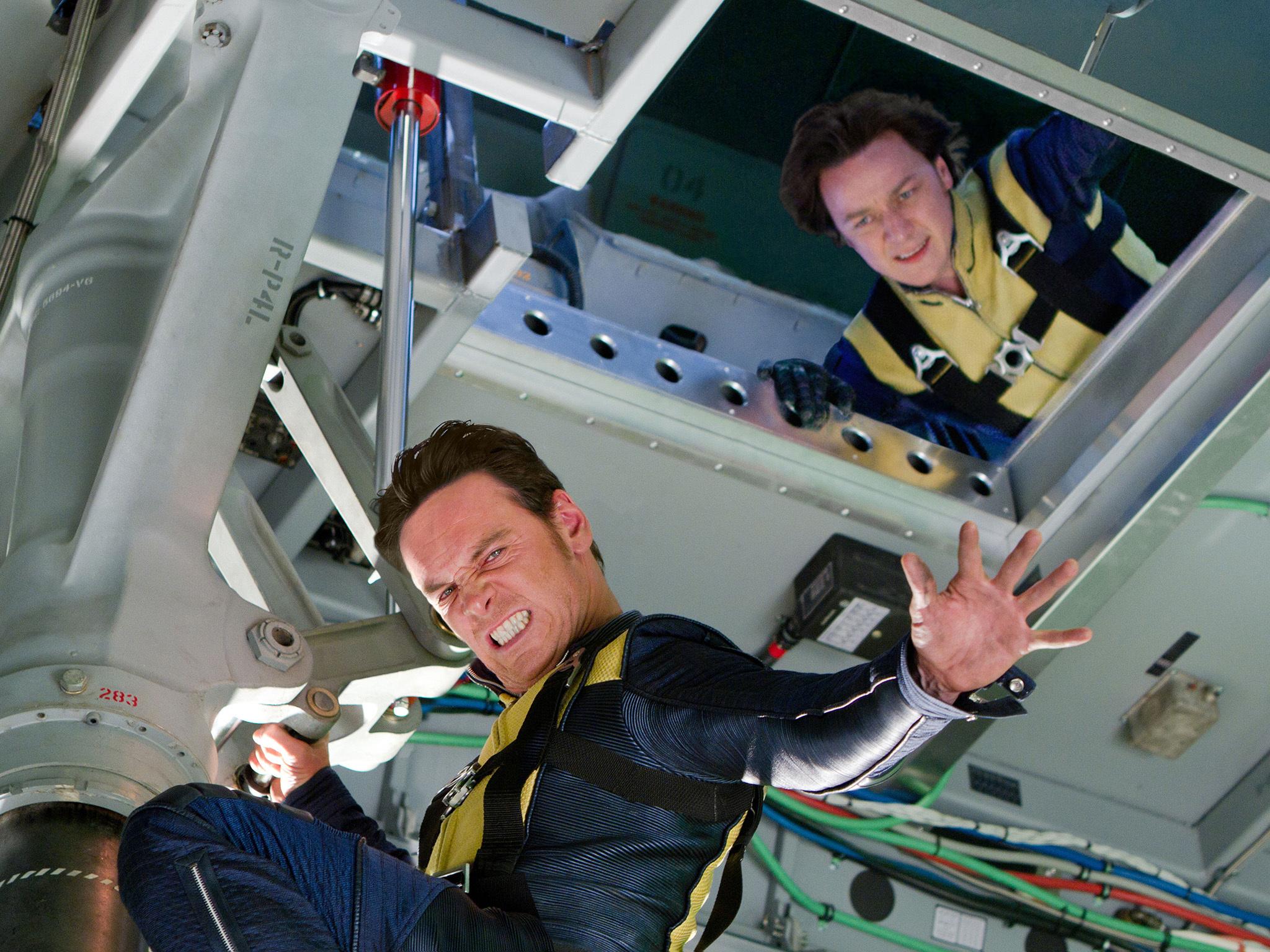 X-Men: First Class, superhero movies