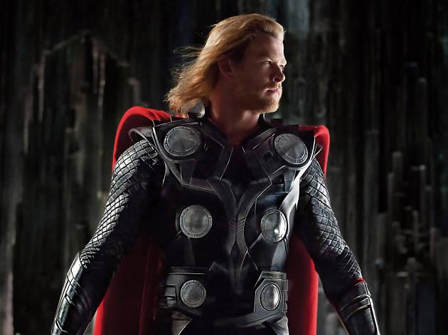 Thor, superhero movies