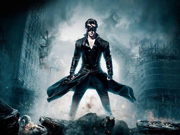 Krrish, superhero movies