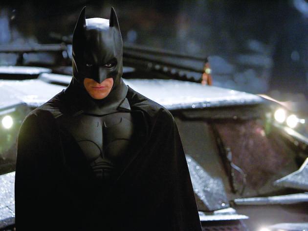 Batman Begins, superhero movies