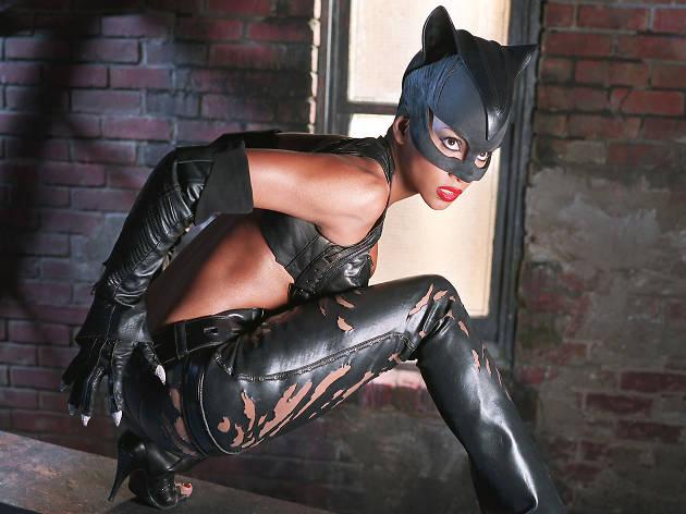 Catwoman, superhero movies
