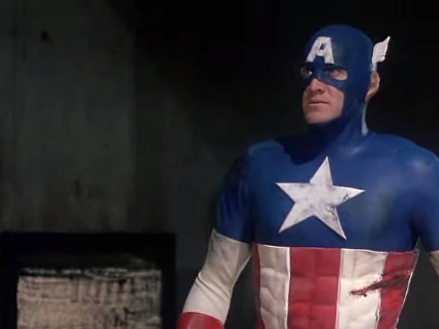 Captain America, superhero movies