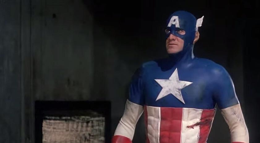 1990: 'Captain America'