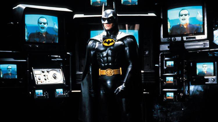 Batman, superhero movies