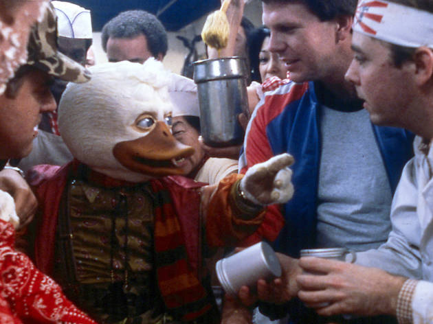 1986: 'Howard the Duck'